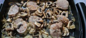 Filet Mignon Creme Champignons 1