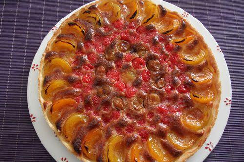 tarte aux fruits 1
