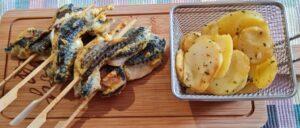 Filets-Maquereaux-Plancha