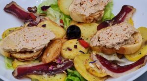 Salade-Perigourdine-Foie-Gras
