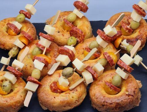 Donuts Chorizo Reblochon