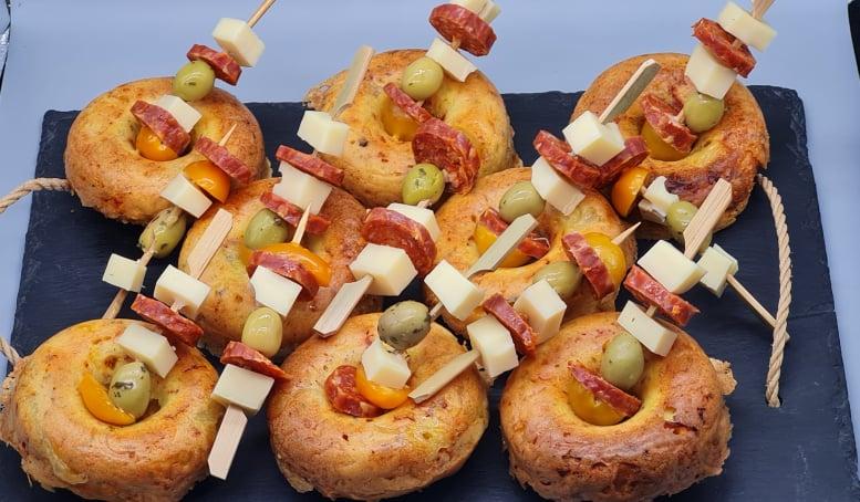Donuts-Chorizo-Reblochon