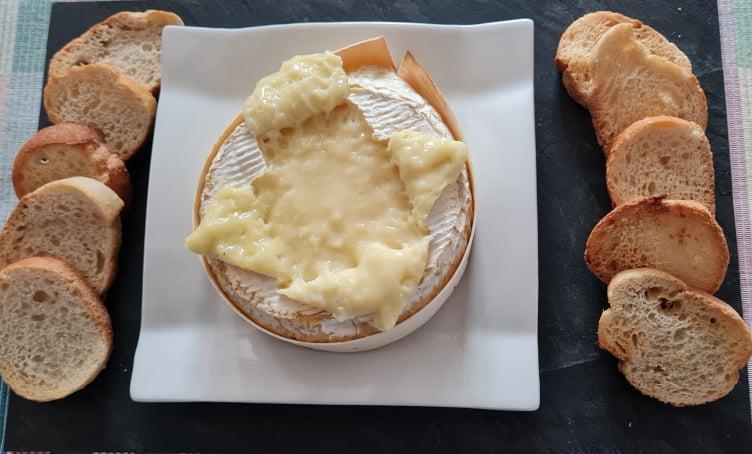 Camembert-Fondu