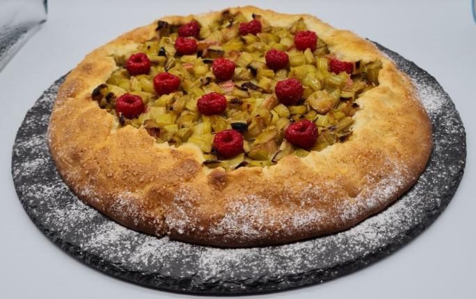 Tarte-Rustique-Rhubarbe